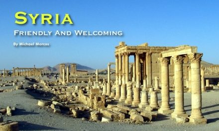Syria – Friendly And Welcoming