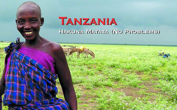 Tanzania – Hakuna Matata (No Problems)