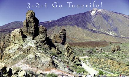 Spain – 3-2-1 Go Tenerife!