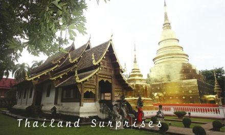 Thailand Surprises