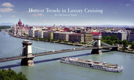 Hottest Trends in Luxury Cruising