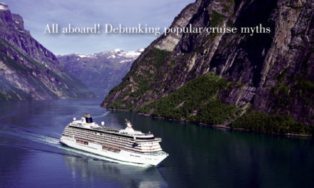 All aboard! Debunking popular cruise myths