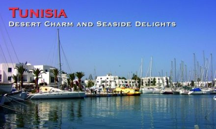 Tunisia – Desert Charm and Seaside Delights