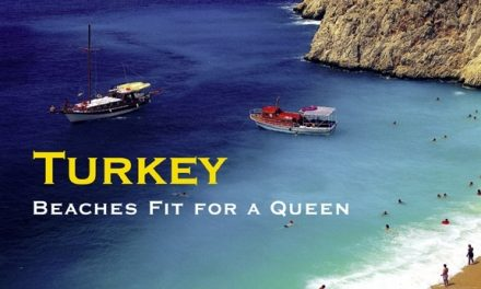 Turkey – Beaches Fit for a Queen