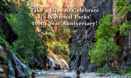 Take a Hike to Celebrate US National Parks' 100th Year Anniversary!