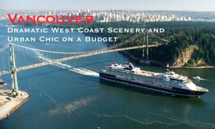 Vancouver – Dramatic West Coast Scenery and Urban Chic on a Budget