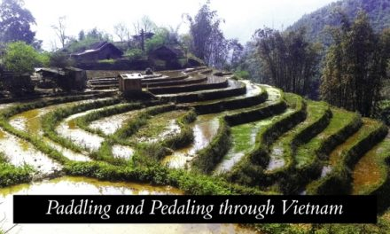 Paddling and Pedaling through Vietnam