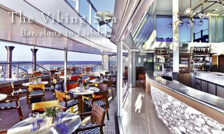 The Viking Sea – Barcelona to Lisbon