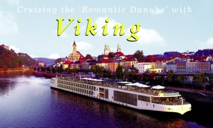 Cruising the 'Romantic Danube' with Viking