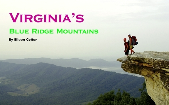 Virginia – Blue Ridge Mountains