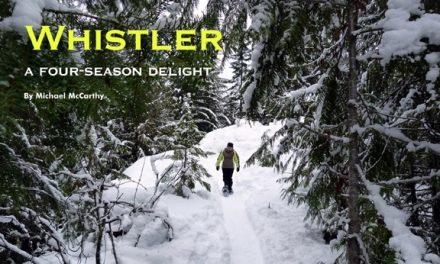 Whistler: A four-season delight