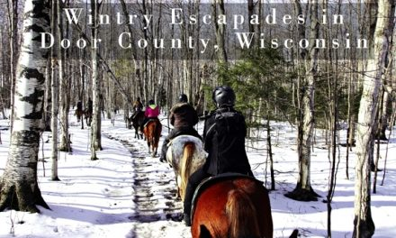 Wintry Escapades in Door County, Wisconsin