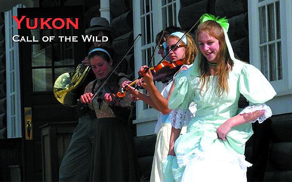 Yukon – Call of the Wild