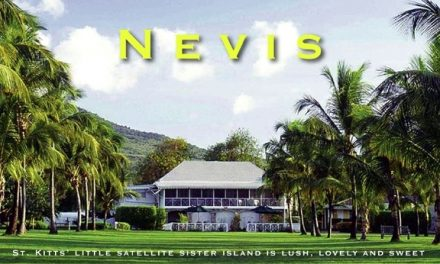 Nevis – St. Kitts' little satellite sister island is lush, lovely and sweet