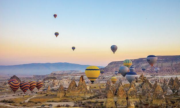 Cappadocia, Where Magic Transcends Reality