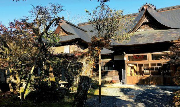 Mitake Sanso: A Shrine Stay in Okutama, Tokyo, Japan