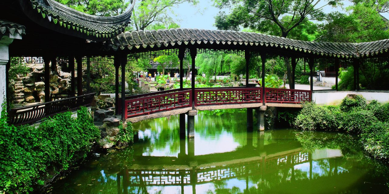 "Suzhou, the ""Venice of China"