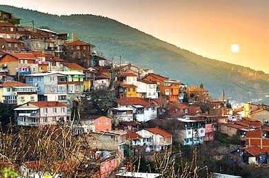 Turkey's Mountainous Gem: Bursa