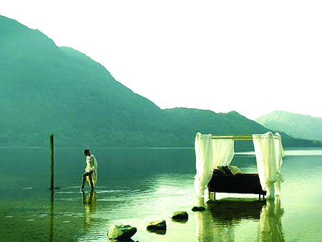 Perfect pampering at Ireland's most luxurious spa