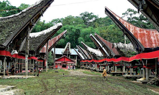 Tana Toraja, Sulawesi, Indonesia:  A Defining Experience
