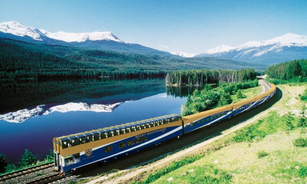 Travel Back in Time with these  Luxury Historic Train Rides