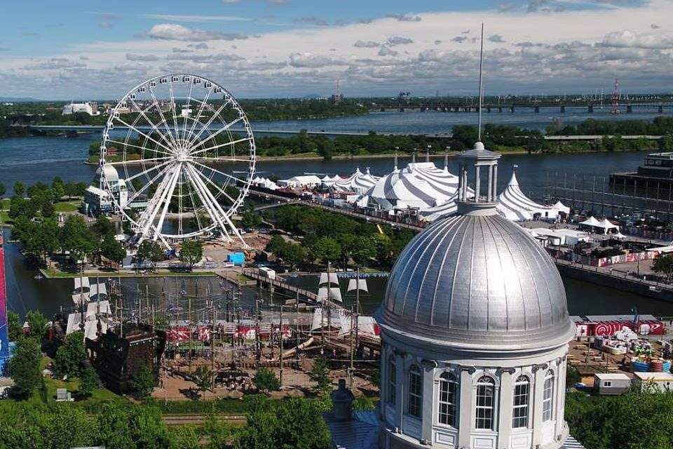 La Grand Roue – An Exciting New Attraction in Montreal's Old Port