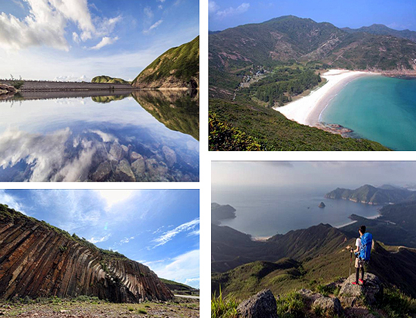 Hong Kong's Maclehose Trail Named One of the World's Best Hikes by National Geographic