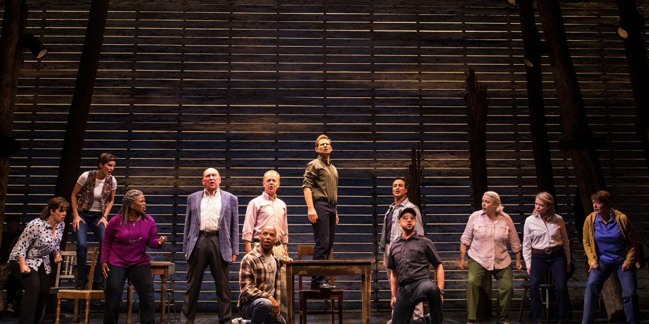 Broadway review: Come from Away provides uplifting  Canadian story from 9/11 tragedy