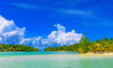 NEW WEBSITE FOR THE COOK ISLANDS