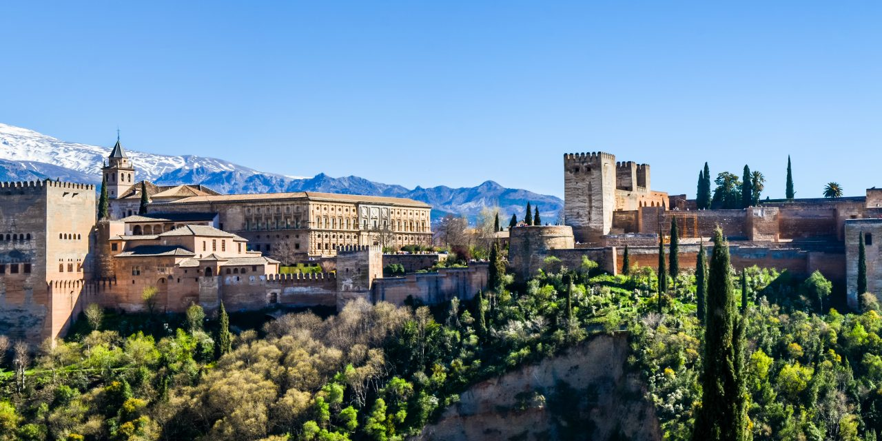 Granada's Alhambra The Magic of the Thousand and One Nights in Andalusia