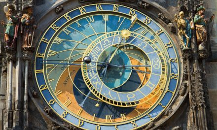 The Prague Astronomical Clock  is Back in the Old Town Square!