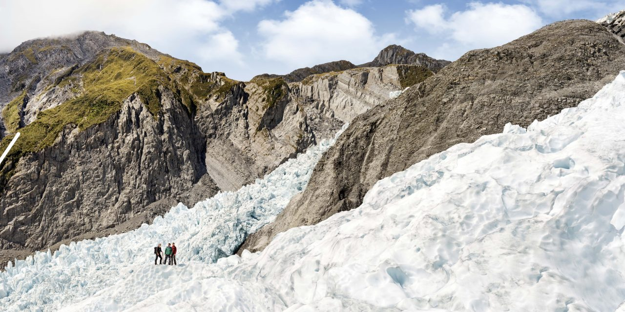 New Zealand's Gorgeous Glaciers Cool Since the Beginning of Time