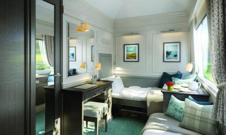 Explore Ireland by luxury train onboard the Belmond Grand Hibernian