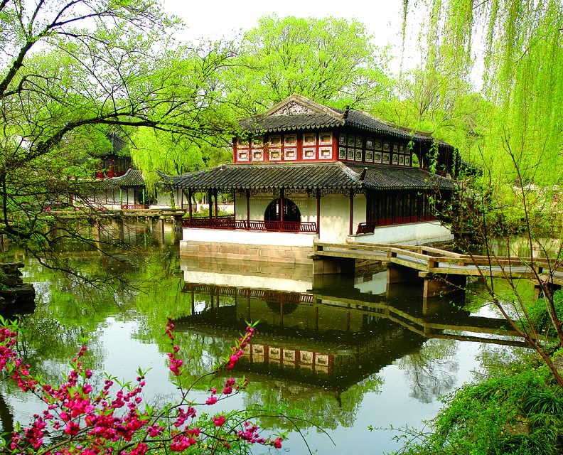 Suzhou's Top Five Must-See Sites