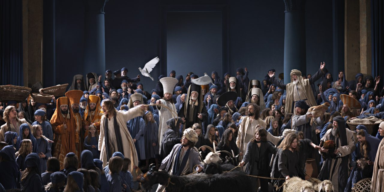Oberammergau Passion Play, Germany 2020