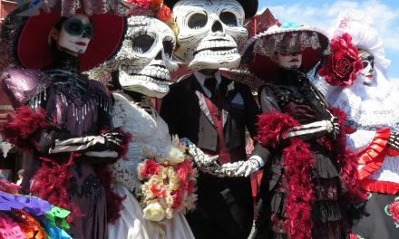 Celebrate Day of the Dead in Cancun
