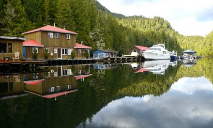 The Great Bear Rainforest's Nimmo Bay Wilderness Resort