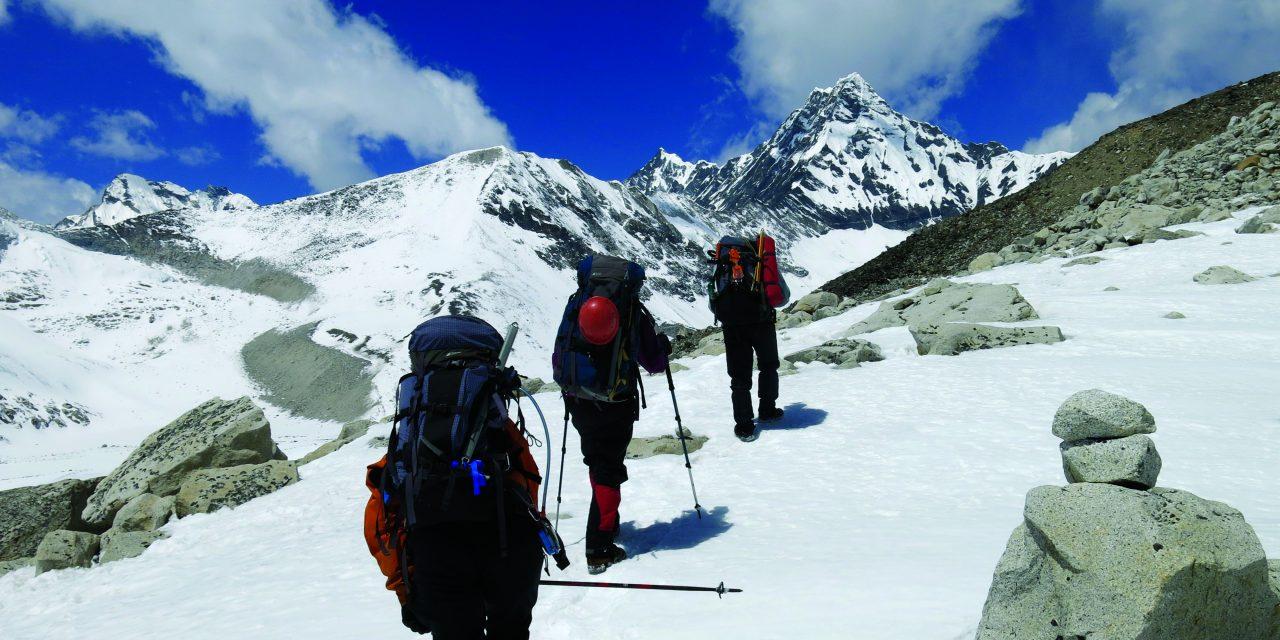 Three Trekkers to Traverse Nepal's Entire Great Himalaya Trail