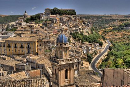 Going for Baroque in Sicily!