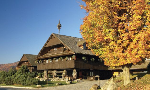 The Hills are Alive (and Gorgeous) at the Trapp Family Lodge