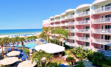 Beach House Suites and the Don CeSar in St. Petersburg, Florida