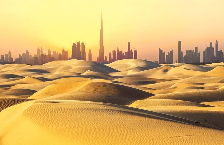 Dubai – Where the Middle East comes to life