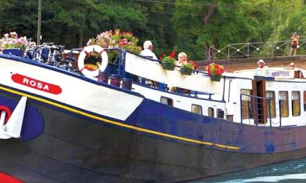 Barging Through Europe with Barge Lady Cruises
