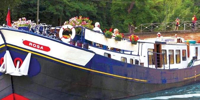 Barging Through Europe with Barge Lady Cruises