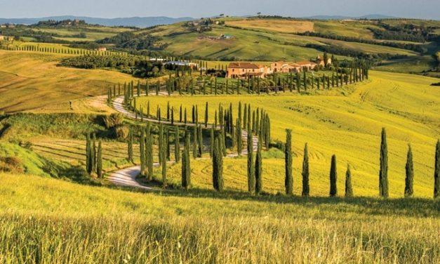 Two Wheeling Through Bella Italia