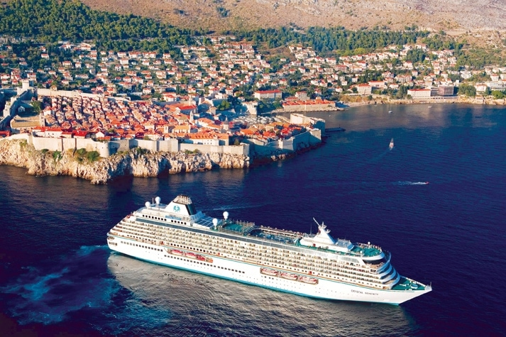 "Romantic Europe on the Reimagined ""Crystal Serenity"""