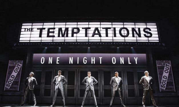 Broadway Review: Ain't Too Proud tells the story of The Temptations