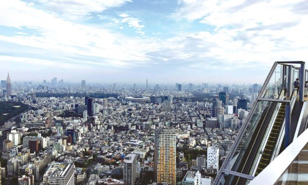 Topping your Last Visit to Tokyo