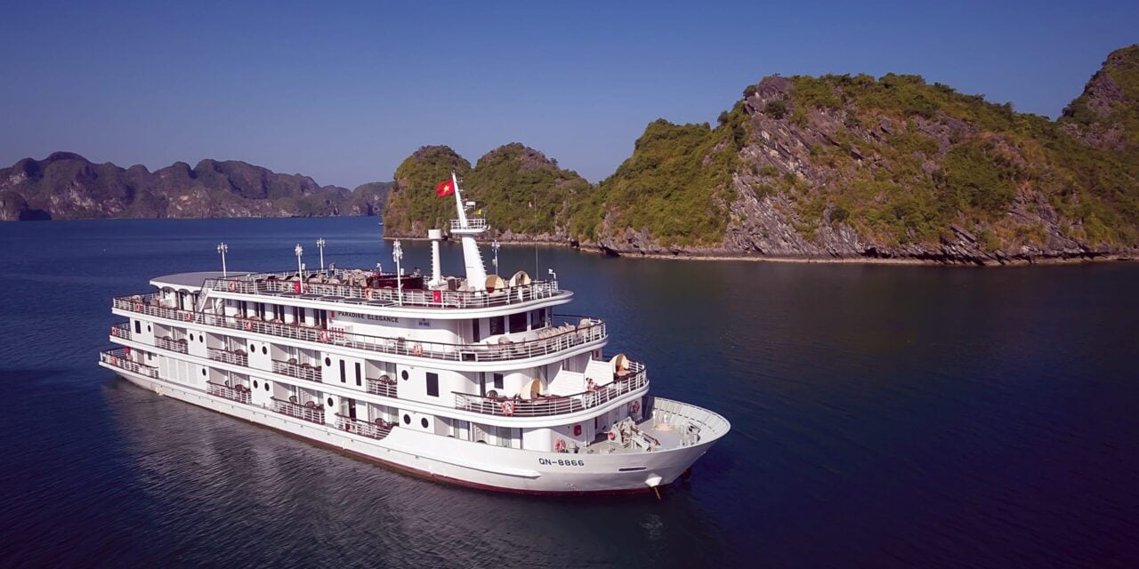 Paradise Discovered in Halong Bay