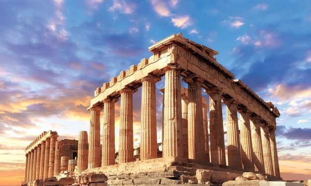 Greece – A for Athens